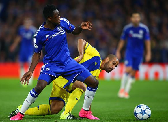 Chelsea defender Baba Rahman targeted by Turkish giants Besiktas