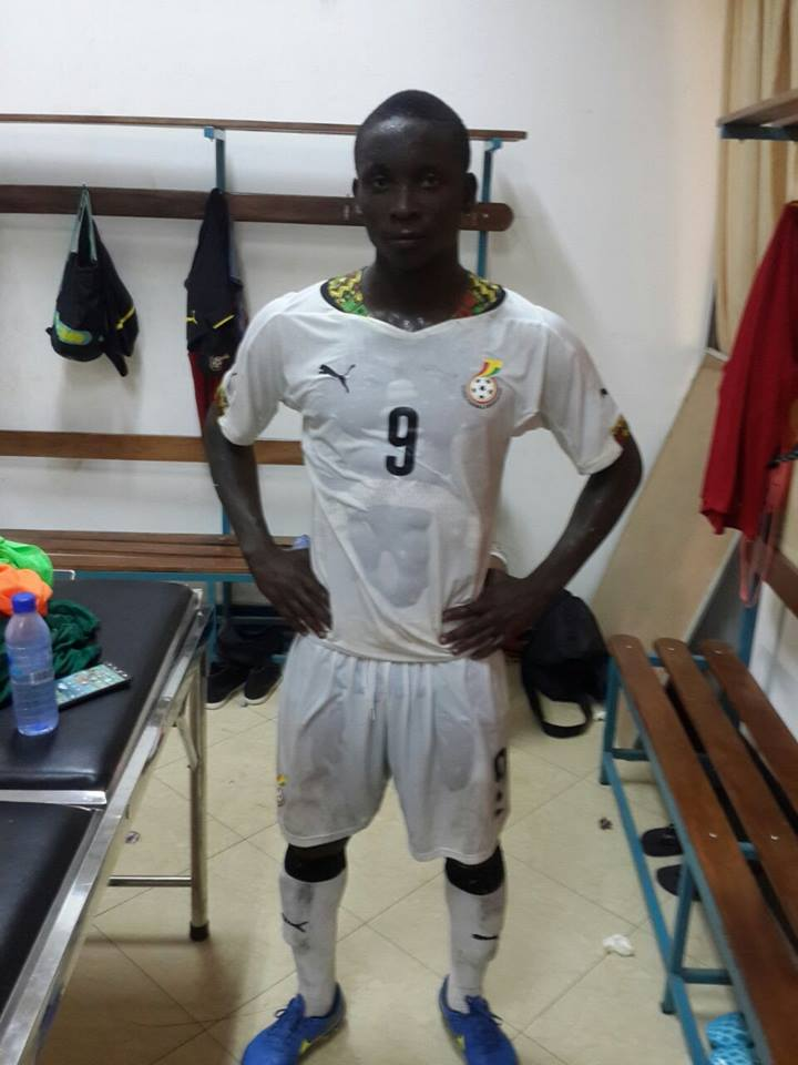 2017 U20 AFCON QUALIFIER: Duada Mohammed down by Senegal slip