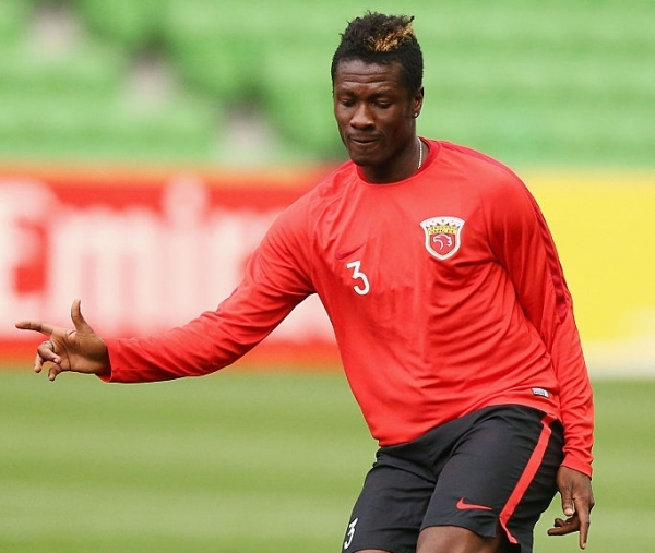 Egyptian giants Al-Ahly plotting audacious move for Asamoah Gyan