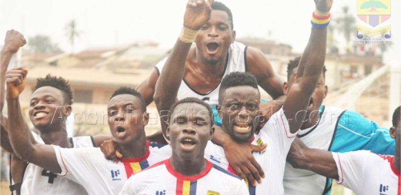 Classified full-time results from 20th Week of Ghana Premier League