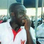 PHOTO: Coach of Ghanaian giants Kotoko weeps uncontrollably after heavy defeat