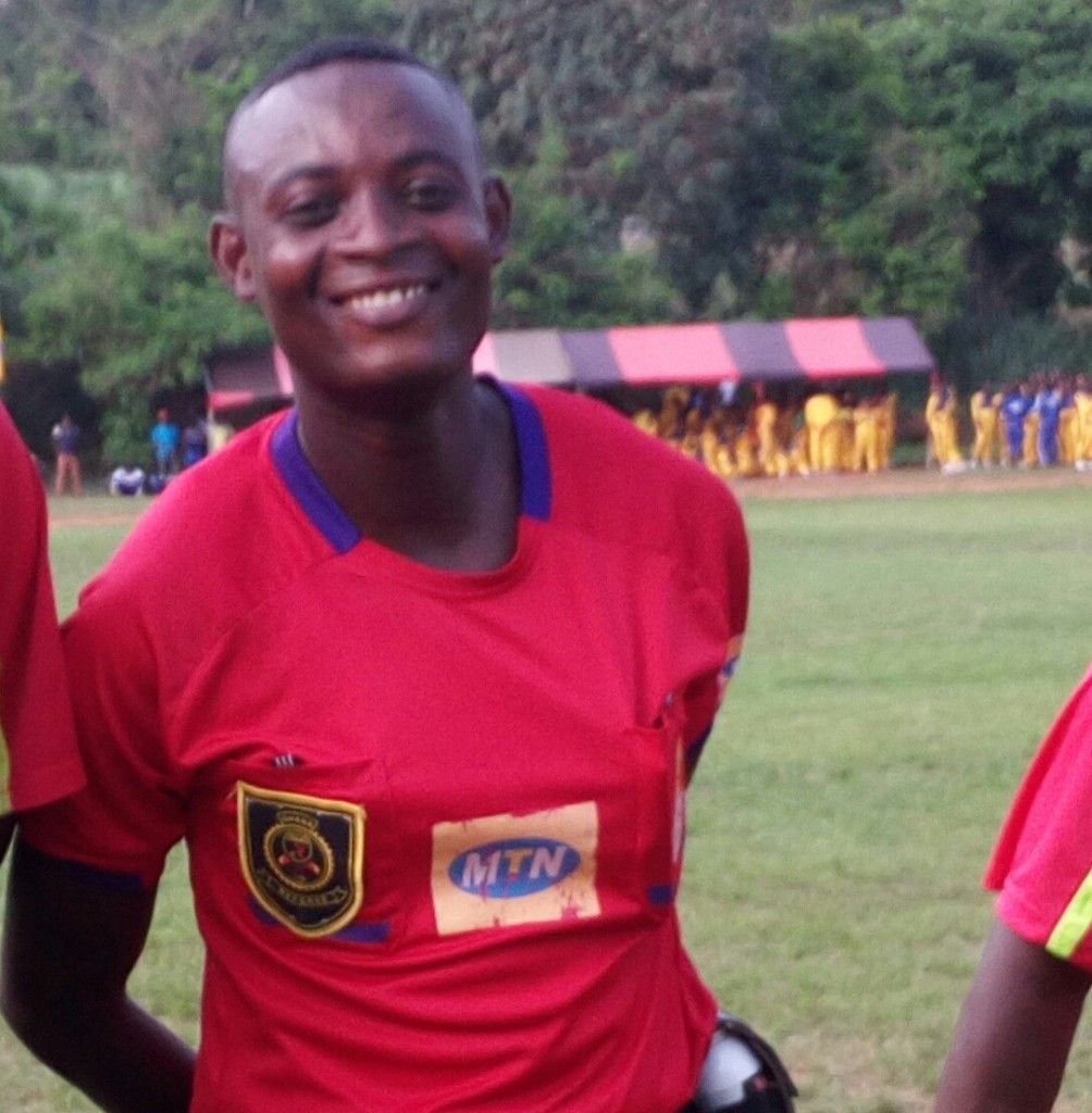 BREAKING NEWS: Ghanaian referee Emmanuel Offei dies in a car accident