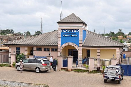 Sanford World Clinics in Ghana to sponsor women's FA Cup