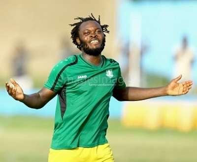Ghana Premier League top scorers after 19th Week matches