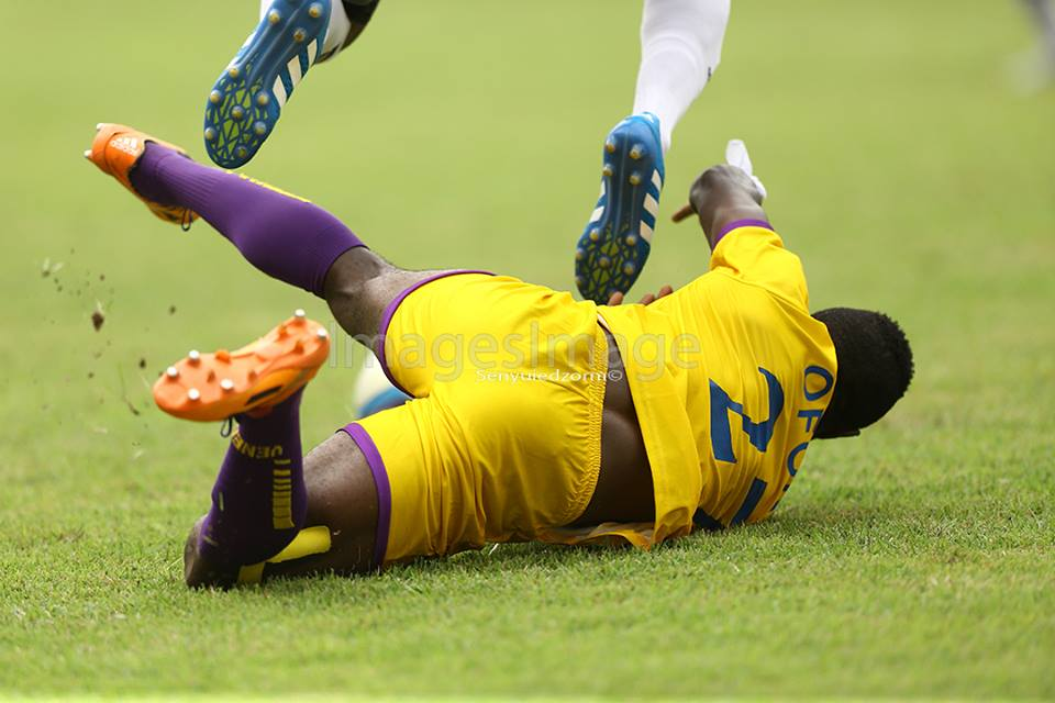PHOTOS: Medeama stick One leg into semis after 3-2 win over TP Mazembe