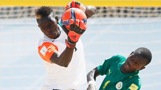 FIFA BEACH SOCCER WORLD CUP: African hopefuls head to the beach