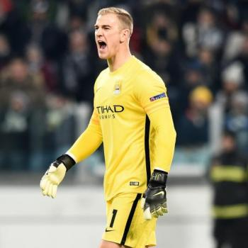 EVERTON deny interest in MAN CITY keeper Joe Hart