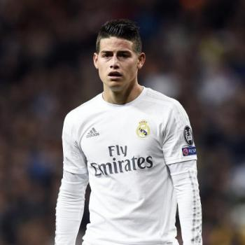 REAL MADRID star James Rodriguez to rent a villa in Turin