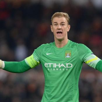 MANCHESTER CITY chief admits Hart