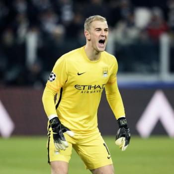 MAN CITY - Also LIVERPOOL interested in signing Joe Hart