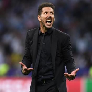 ATLETICO MADRID - Simeone: