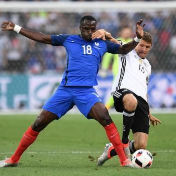 TOTTENHAM have shown interest in Moussa Sissoko