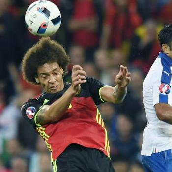 WITSEL stays put at ZENIT. Pre-agreement with JUVENTUS for next summer