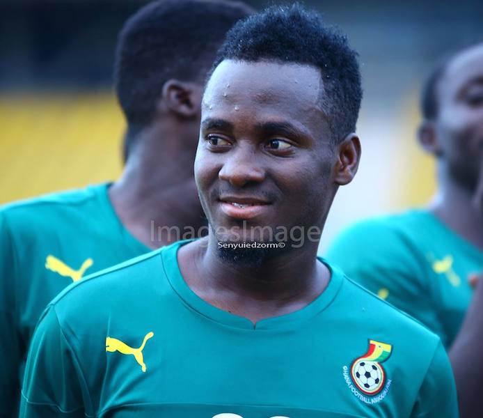 FIFA 2018 World Cup qualifier: David Accam defiant Ghana will shock Egypt in Alexandria