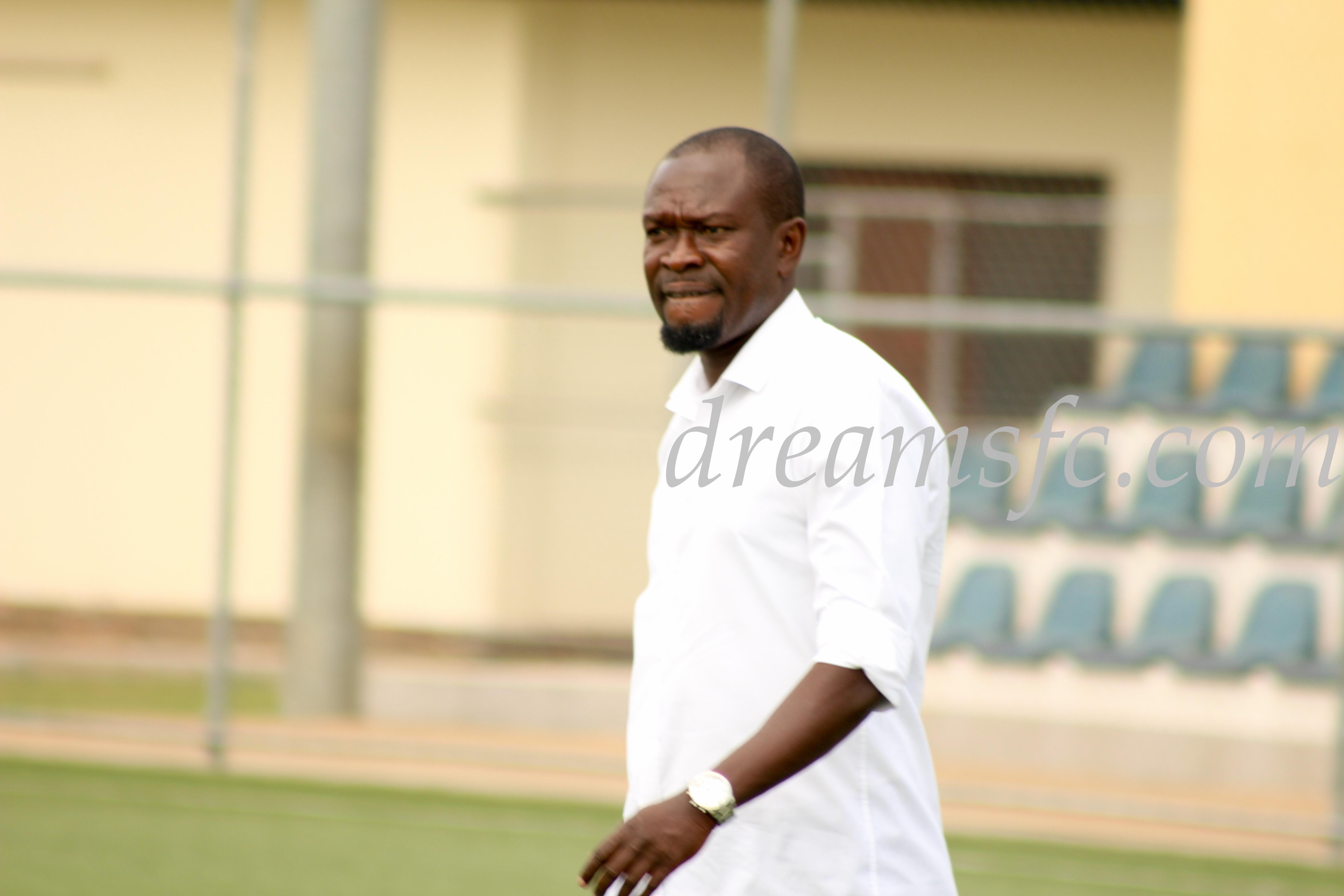 Wa All Stars deserve to be champions- Dreams FC coach Akonnor