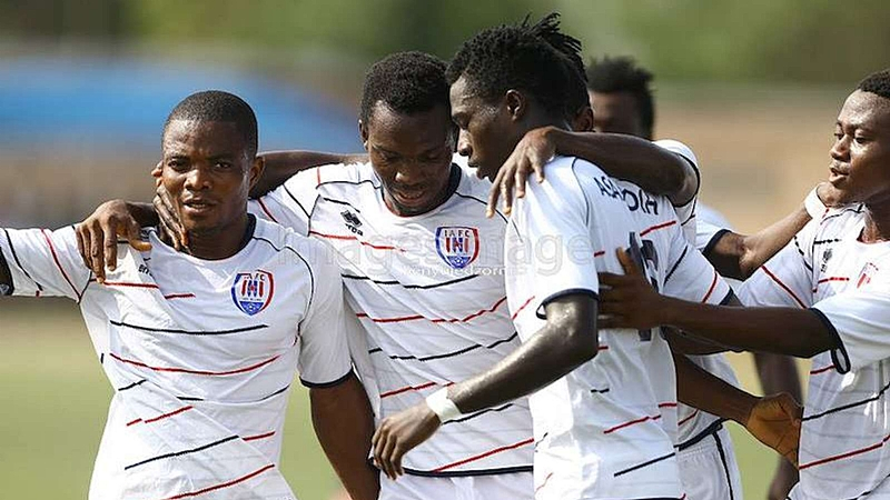 Match Report: Inter Allies 4-0 New Edubiase Utd - Allies breathe life into survival campaign with comprehensive win over Movers