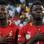 Sulley Muntari says Asamoah Gyan is the only legend left in the Ghana national team