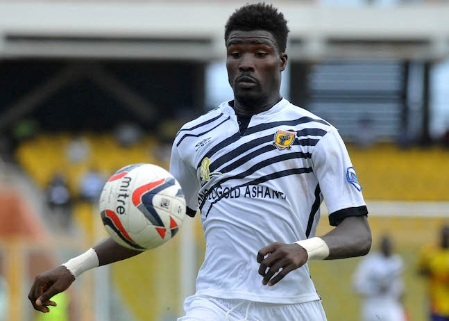 AshGold defender Kadiri Mohammed determined to breakthrough Black Stars first team