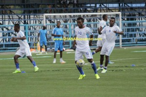 EXCLUSIVE PHOTOS: Former Medeama star Enoch Attah Agyei holds first training session with Azam FC