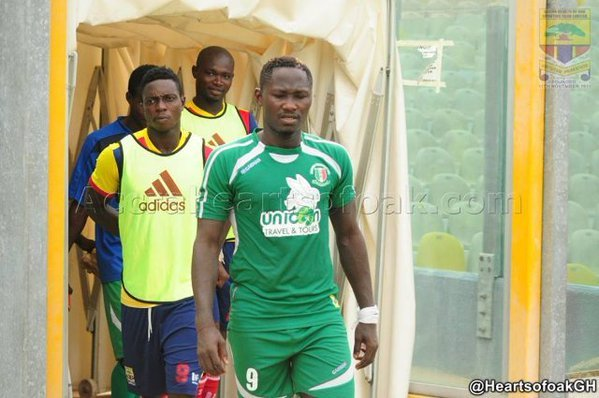 Relegated Hasaacas striker Eric Bekoe will not reject offer from WA All Stars