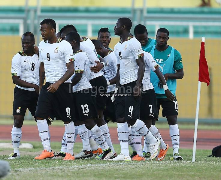 CRISIS: Ghana's preparation for 2018 FIFA World Cup qualifier in shambles