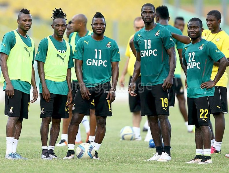 Ghana to go to 2017 AFCON under new sports minister