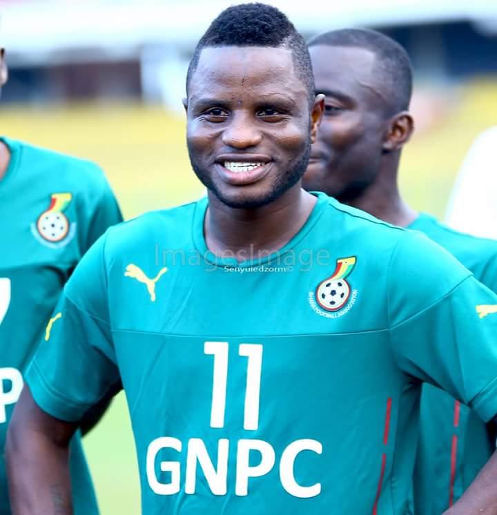2019 Africa Cup of Nations: Ghana squad profiles- Mubark Wakaso