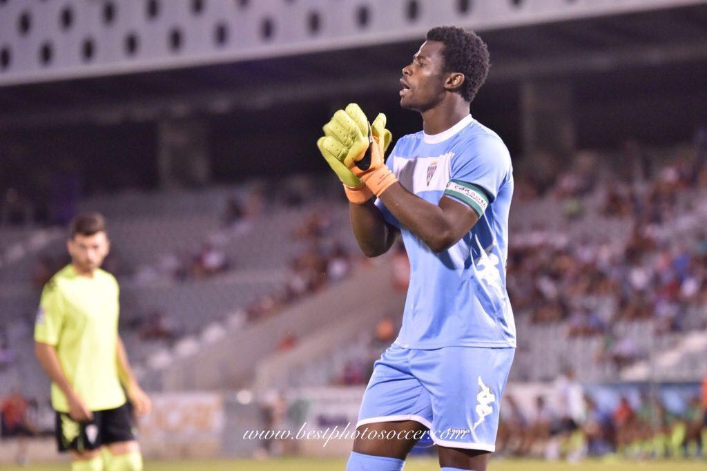 PHOTOS: Ghana goalie Razak Brimah captains Cordoba in pre season tournament