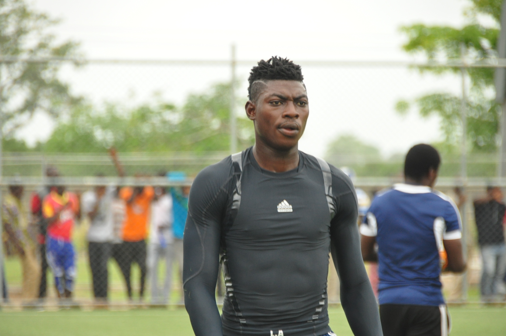 Azam FC No.1 goalkeeper Razak Abalora claims he's in fine form to merit Black Stars call-up