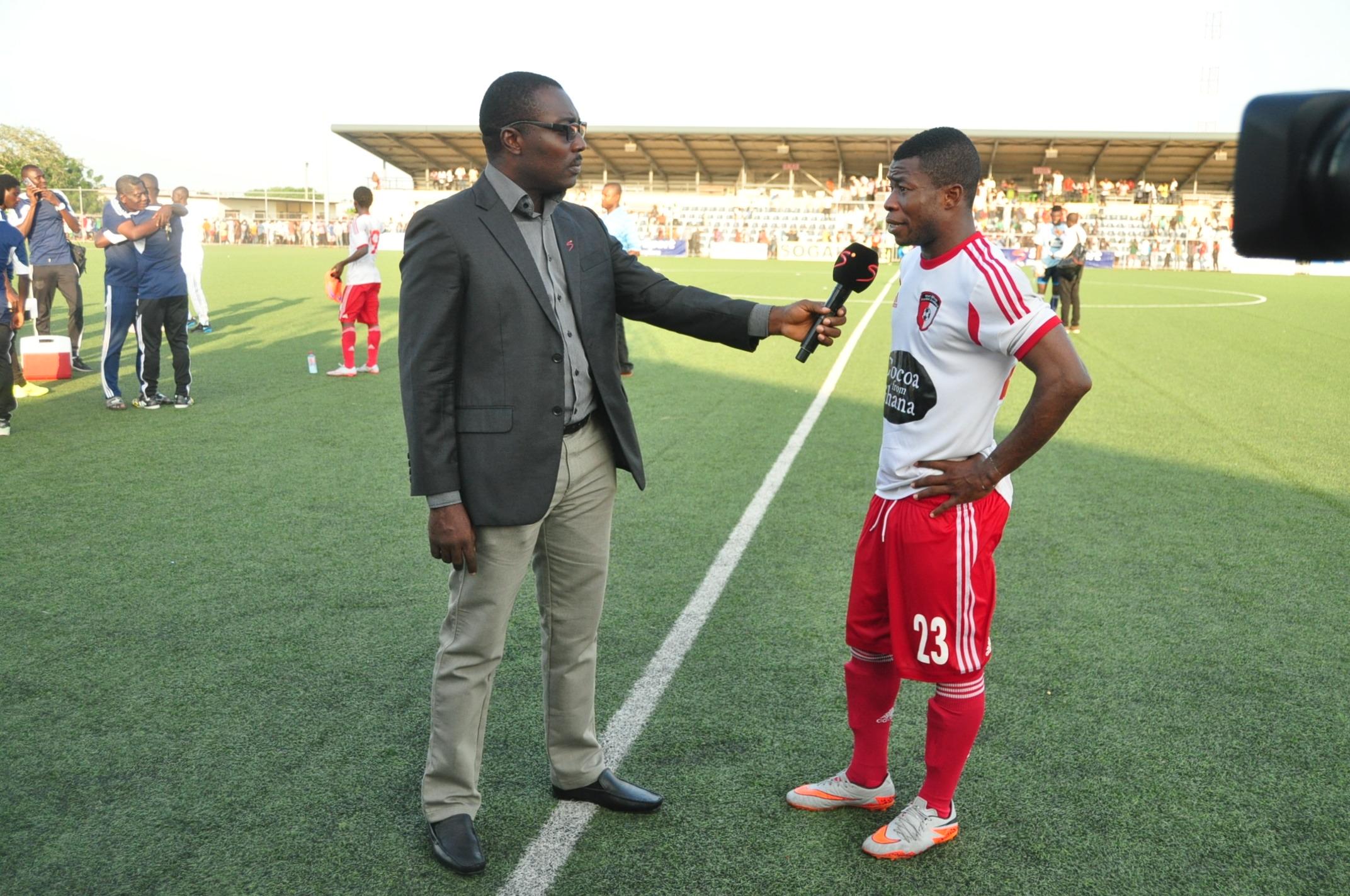 Two-goal hero Komlan Agbeniadan named MVP in WAFA SC demolishing of Hearts of Oak