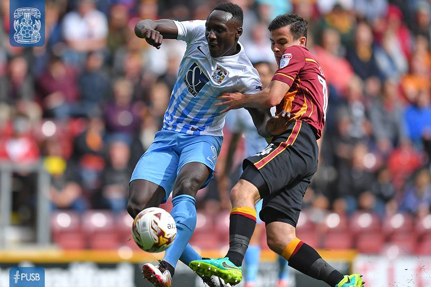 Daniel Agyei scored