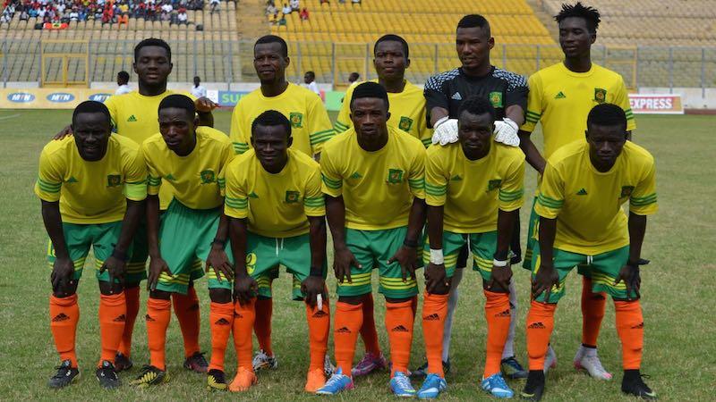 Match Report: Ebusua Dwarfs 1-1 Bechem United - Crabs held by Hunters in Obuasi