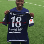 Ghana female football star Elizabeth Addo extends contracts with Kvarnsvedens IK