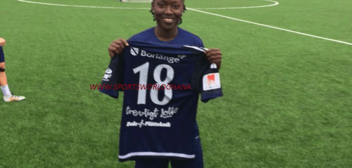 Elizabeth Addo joins Swedish side Kvarnsvedens IK on short-term deal