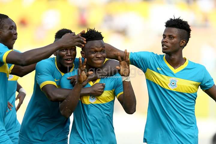 GHPL WRAP: Emmanuel Ocran's hat-trick moves Wa All stars closer to historic title triumph