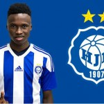 VIDEO: Watch Evans Mensah's two goals for HJK Helsinki in their 4-0 Cup win