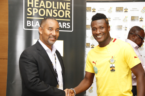 Black Stars is the best brand in Ghana – GNPC