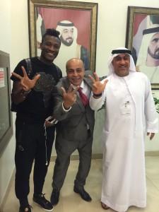 CONFIRMED: Asamoah Gyan signs one-year loan deal with UAE side Al Ahli after passing medical