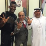 Gyan promises to send Al Ahli to the top; grateful to rival Al Ain fans