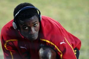 Angry Ghana captain Asamoah Gyan slams 'lies' over reported failed Reading medical