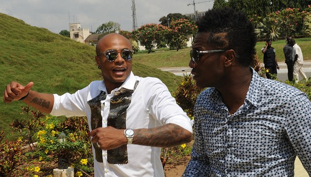 Feature: Andre Ayew's political masterstroke