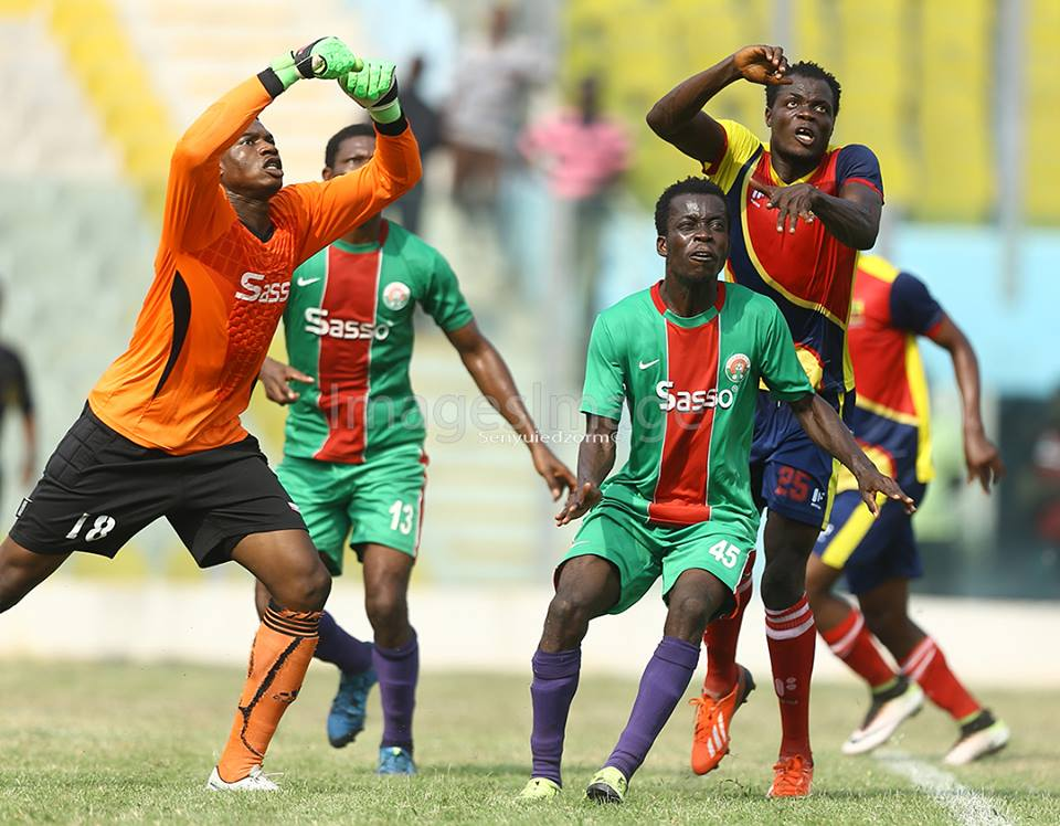 The Sheikh's Drawing Board: Hearts 1-1 Techiman City - My Observation