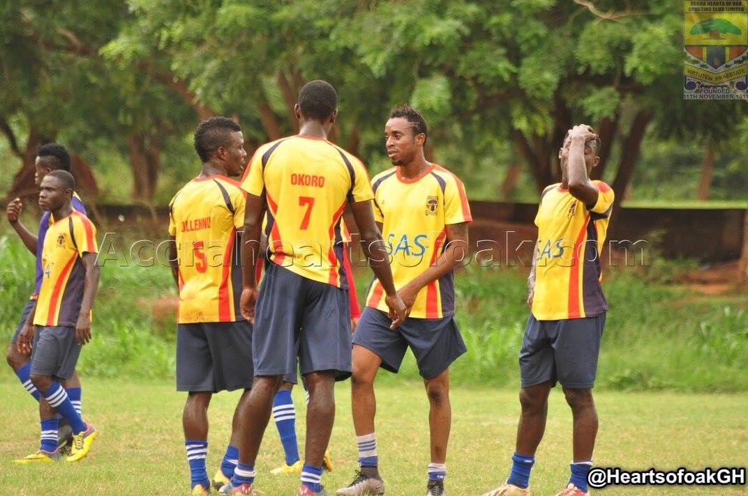 Hearts of Oak MD confirms pre season has delayed because of owed salaries
