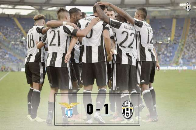 Masterful Kwadwo Asamoah excels again as Juventus defeat Lazio