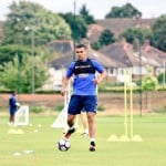 Ghana forward Kwesi Appiah linked with a loan move to English third-tier side Southend United