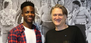 EXCLUSIVE: Ghanaian teen Gideon Jung signs new contract that will keep him at Hamburg until 2010