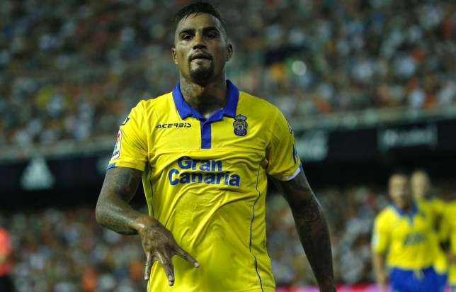 EXCLUSIVE: Las Palmas refuse to activate renewal option to extend Kevin-Prince Boateng stay