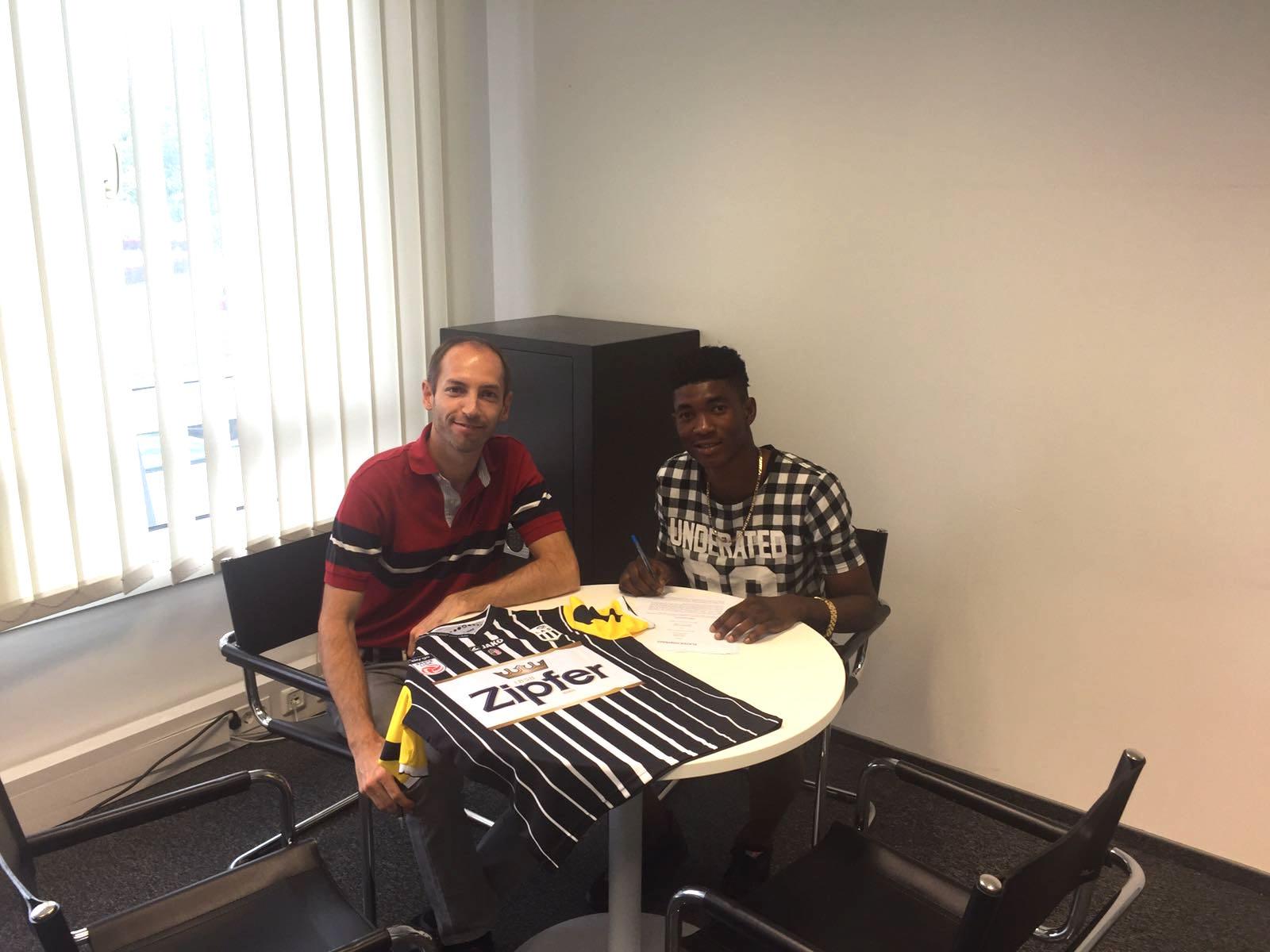 EXCLUSIVE: WAFA SC kid Kennedy Boateng signs three years for Austrian side LASK Linz