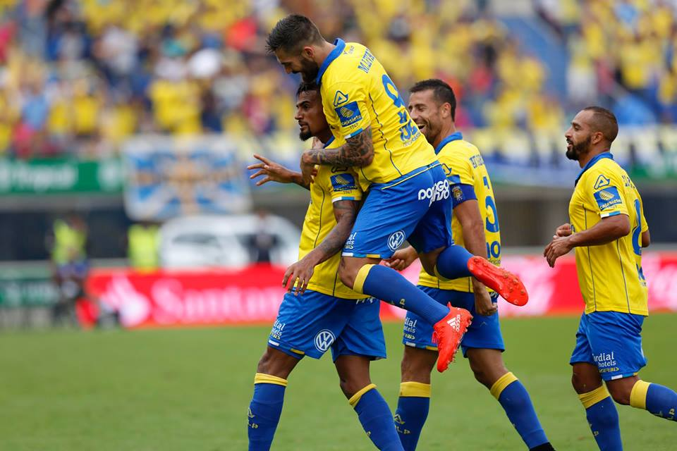 Masterly Kevin Boateng scores again in Las Palmas heavy win