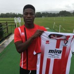 Former Liberty Profs. starlet Koby Arthur joins English side Cheltenham Town from Birmingham City